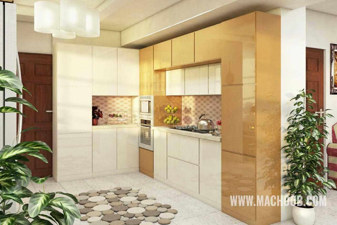 پروژه کابینت آشپزخانه های گلاس ماچوب (آقای احمدی)