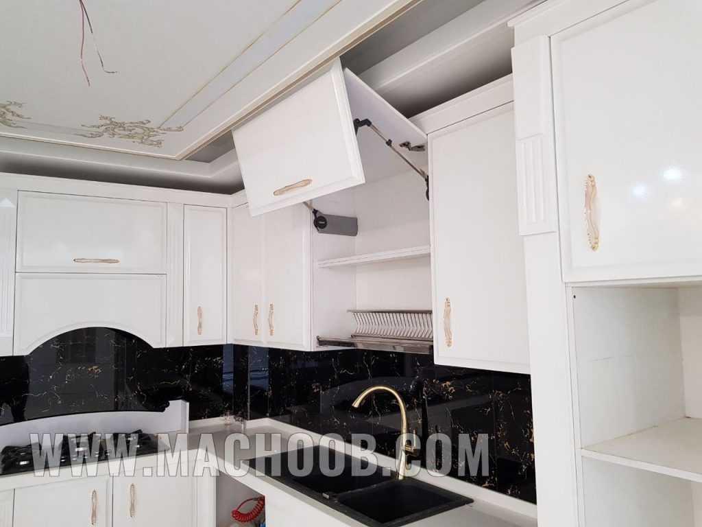 پروژه کابینت آشپزخانه انزو ماچوب (آقای احمدی)