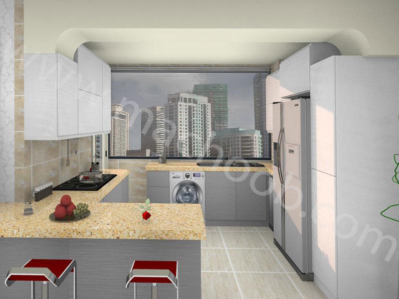 پروژه کابینت آشپزخانه های گلاس ماچوب (آقای بیات)