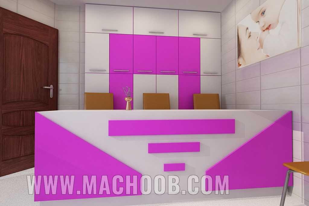 پروژه دکوراسیون داخلی ماچوب (ساختمان پزشکان فارابی)