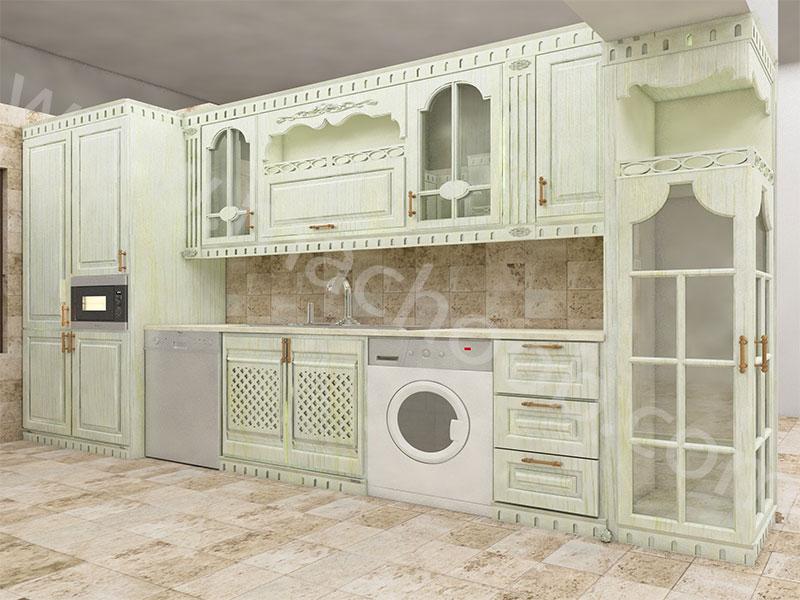 پروژه کابینت آشپزخانه ممبران ماچوب (آقای فیروزی)