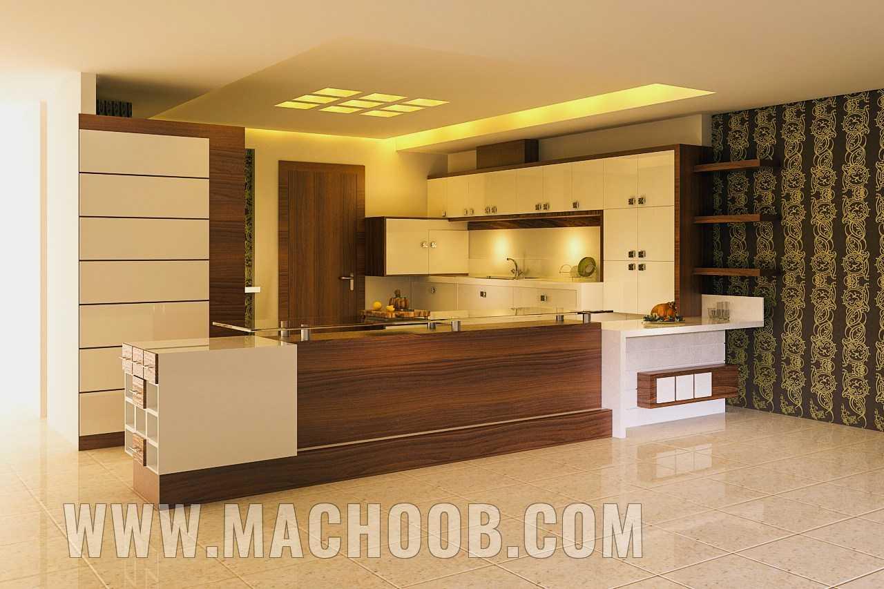 پروژه کابینت آشپزخانه ماچوب (آقای قادری)