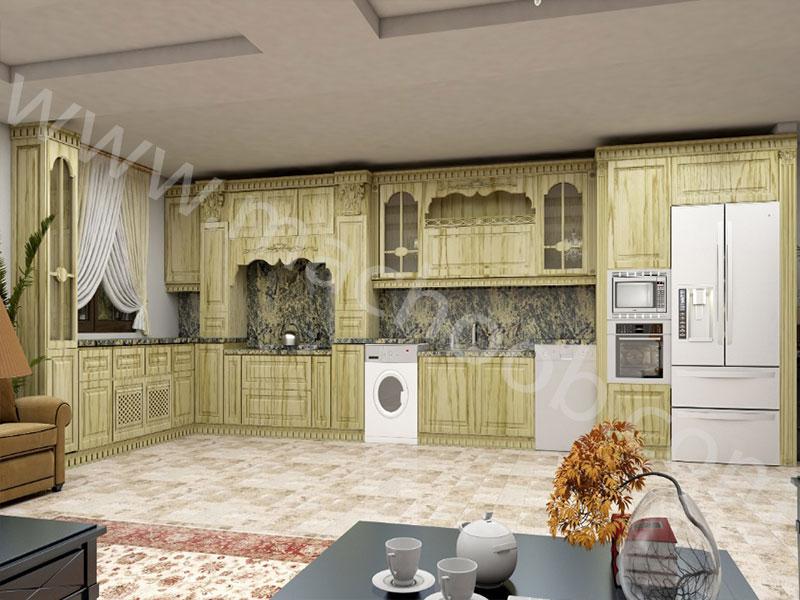 پروژه کابینت آشپزخانه ماچوب (آقای قدمایی)