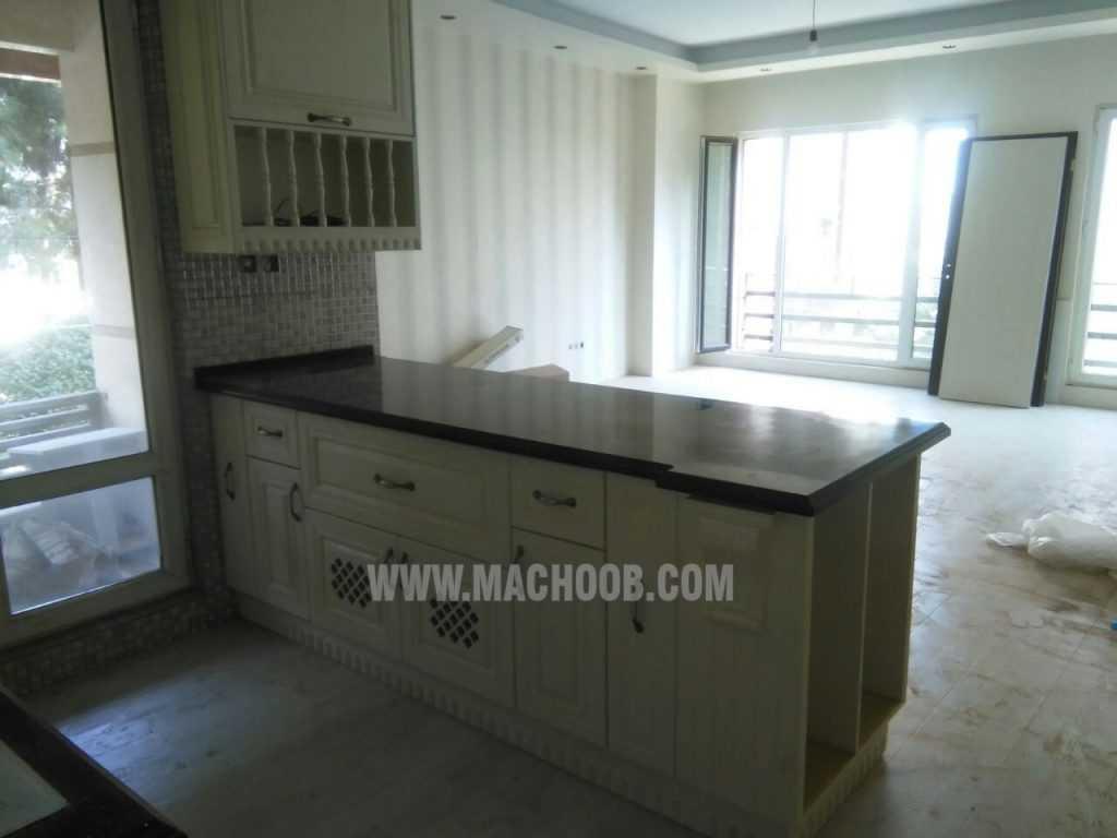 پروژه کابینت آشپزخانه ماچوب (آقای دکتر حق نظر)