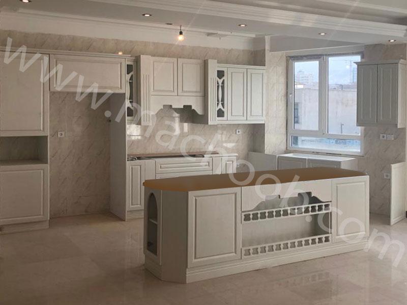 پروژه کابینت آشپزخانه ماچوب (آقای کوشا)