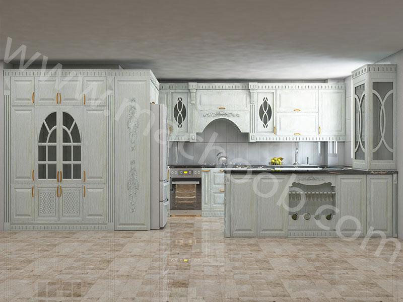 پروژه کابینت آشپزخانه ماچوب (آقای معصومی)