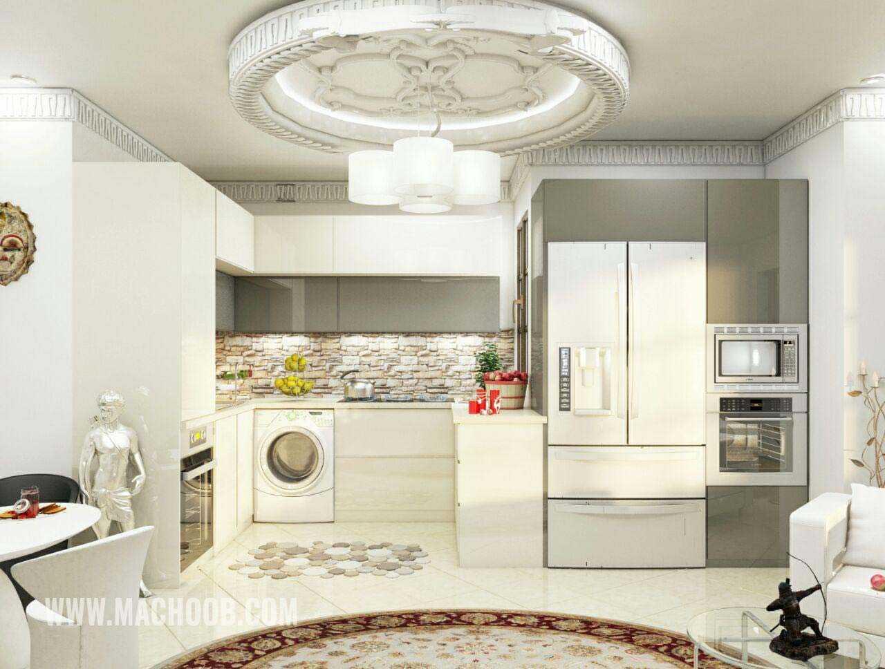 پروژه بازسازی کابینت آشپزخانه (آقای مینویی)
