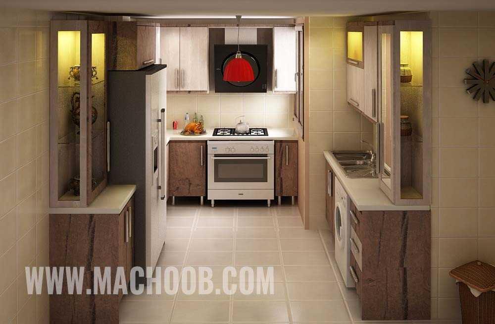 پروژه کابینت آشپزخانه ماچوب (آقای محمدی)