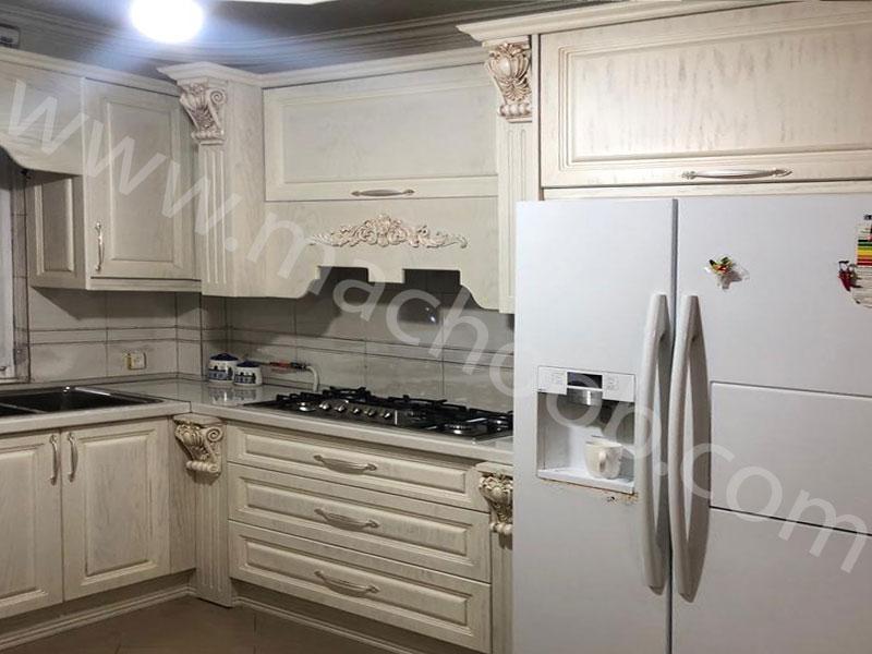 پروژه کابینت آشپزخانه ماچوب (آقای مطلبی)