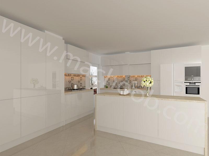 پروژه کابینت آشپزخانه ماچوب (آقای نصراللهی)