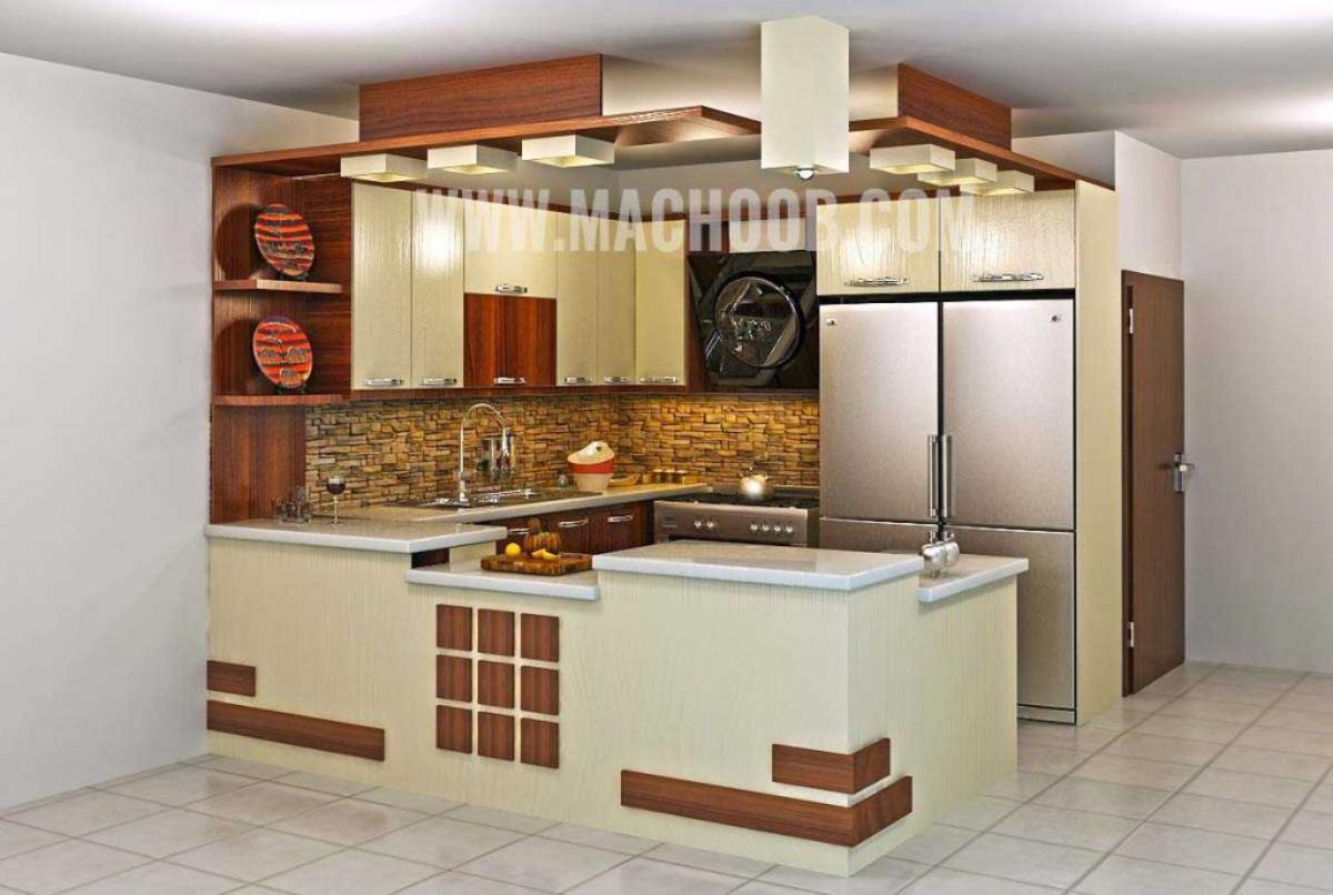 پروژه کابینت آشپزخانه ماچوب (آقای نوری)
