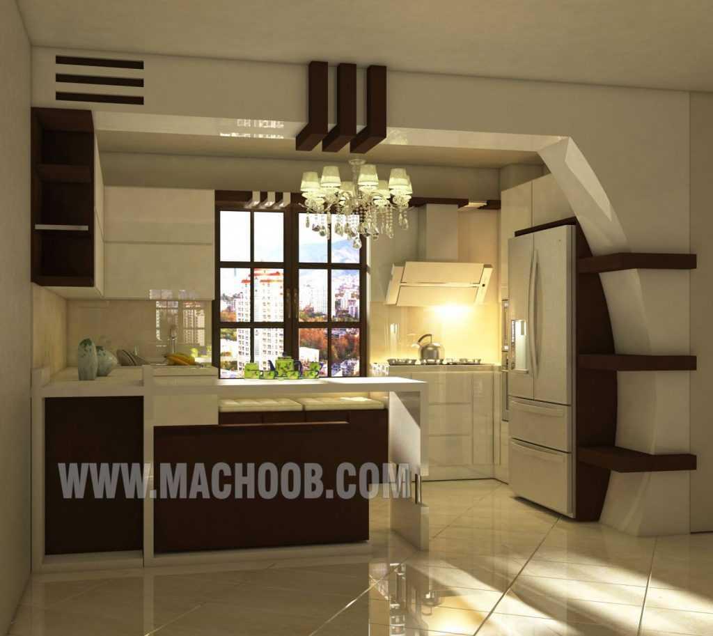 پروژه کابینت آشپزخانه ماچوب (آقای رفیعی)
