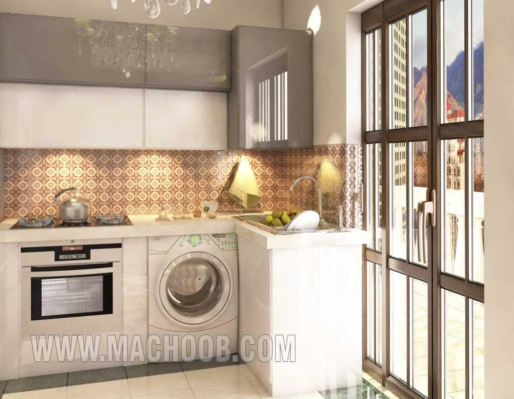 پروژه کابینت آشپزخانه ماچوب (آقای رحیمی)