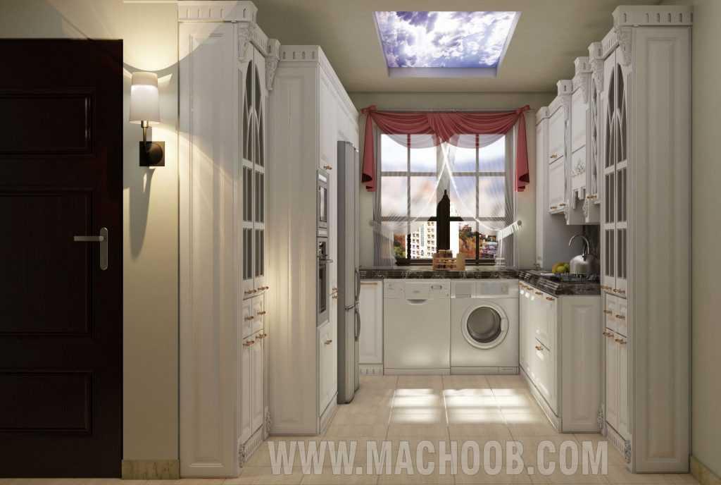 پروژه کابینت آشپزخانه ممبران ماچوب (آقای رشید پور)
