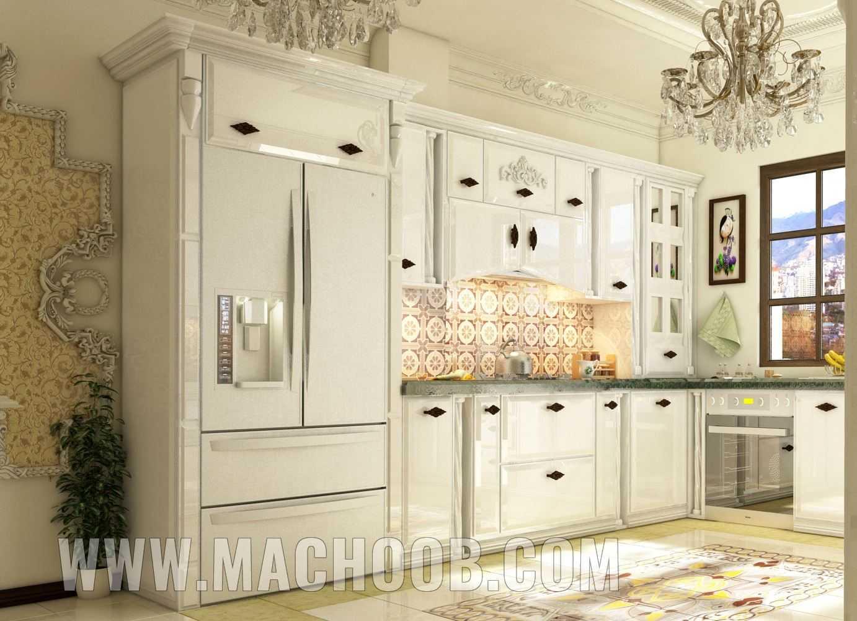 پروژه کابینت آشپزخانه ماچوب (آقای صادقیان)