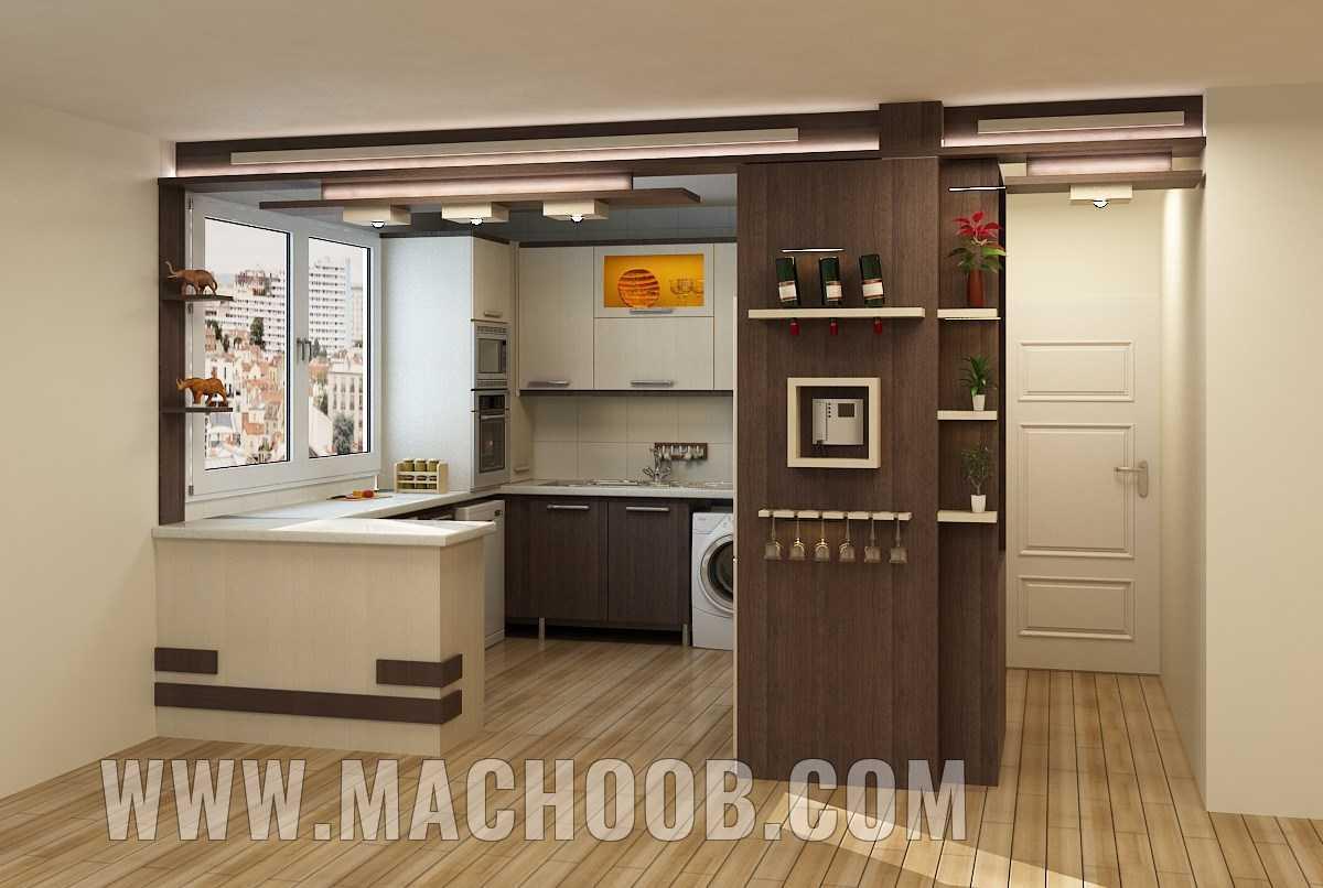 پروژه کابینت آشپزخانه ماچوب (آقای تقوایی)
