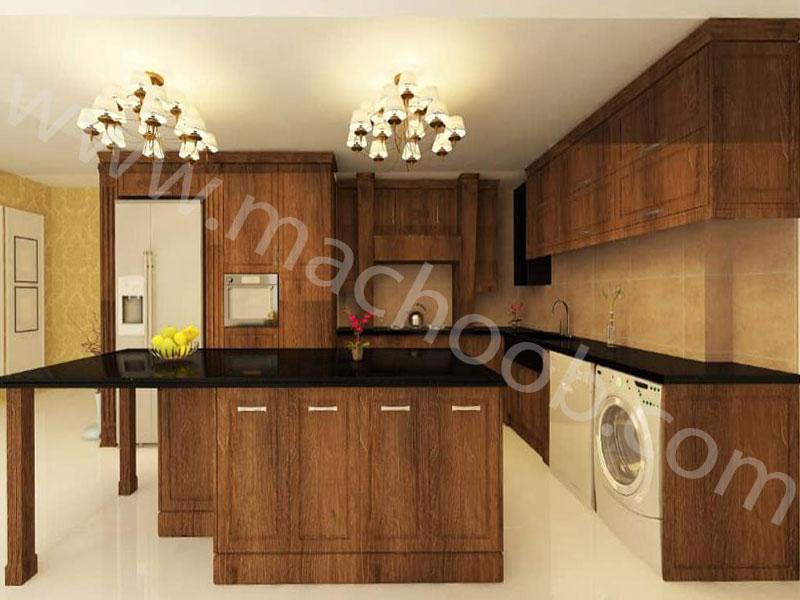 پروژه کابینت آشپزخانه ممبران ماچوب (آقای زارع)