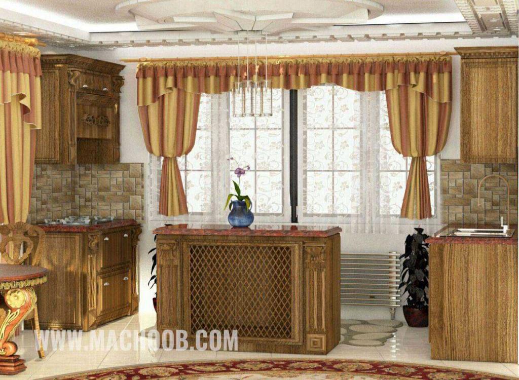 پروژه کابینت آشپزخانه ماچوب (آقای زارع پور)